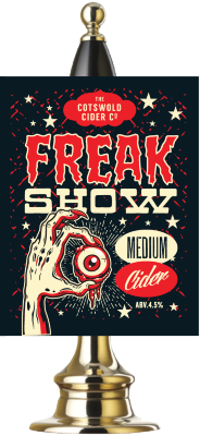 Freak Show on tap