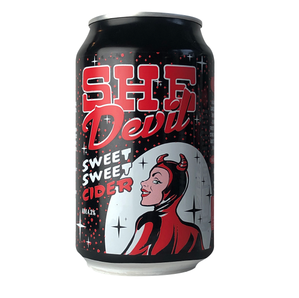 She Devil 330ml Can