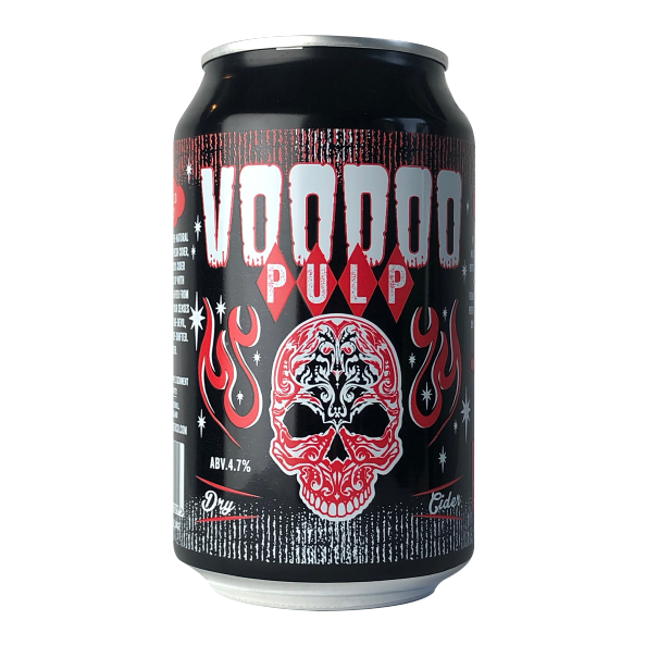Voodoo Pulp 330ml Can