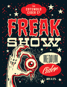 Freak Show BIB