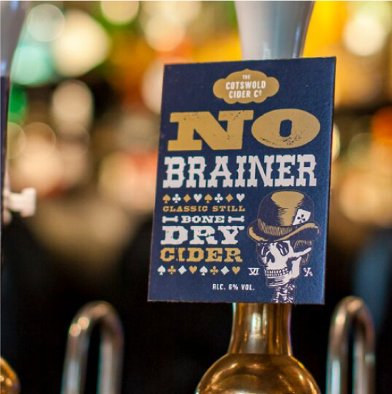 NoBrainer on tap