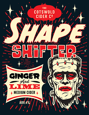 Shape-Shifter Lime and Ginger 4%