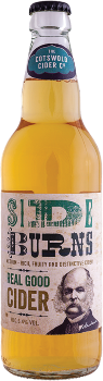 Sideburns Medium Toffee Apple-Style Cider 5.4%