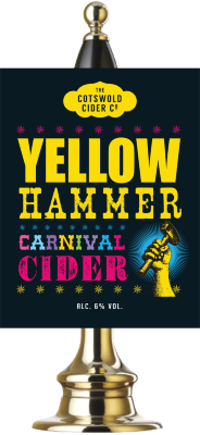 YellowHammer Carnival Medium Cider 6%